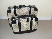 VINTAGE Suitcases-better than modern-more class
