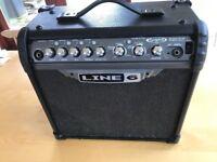 Line 6 Spider III 15w guitar amplifier