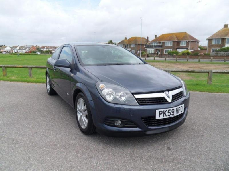 2009 59 VAUXHALL ASTRA 1.4 SXI 3DR 90 BHP