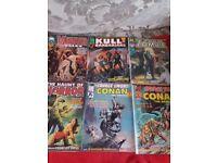 Collecion of marvel usa comics