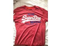 Superdry t-shirts. BRAND NEW NEVER WORN