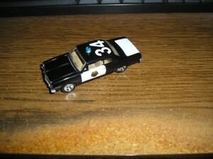 JOHNNY LIGHTNING 1965 CHEVY CHEVELLE SS PATROL CAR