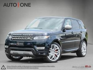 2015 Land Rover Range Rover Sport V8 | AUTOBIOGRAPHY | DYNAMIC