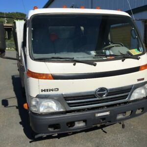 2010 Hino with an 8 foot dump body for SALe