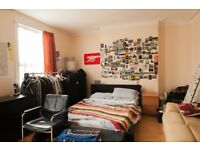 Very Large Double Room in Brockley, SE4. 2nd Zone. 1min walk to the station.