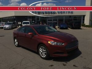 2014 Ford Fusion FORD CERTIFIED. LOW % RATES & EXTRA WARRANTY!