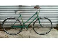 Dawes Diana Vintage 3-Speed Ladies Town Bicycle in Good Riding Order