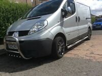 MODIFIED RENAULT TRAFIC PHASE 3
