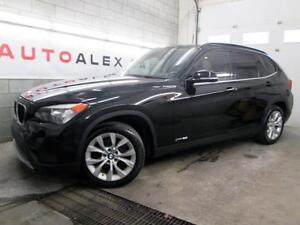 2013 BMW X1 NAVIGATION TOIT PANOR. CUIR xDrive28i