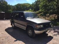 1993 Isuzu trooper 3.2 petrol v6 automatic 4x4