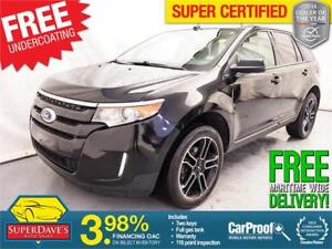 2013 Ford Edge SEL AWD *Warranty*