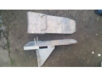 1 STRONG BOY for ACROW PROPS SIZE 1, ACRO JACK PROP, GALVANISED LONDON