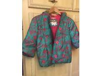 M&S Indigo Girl's Coat