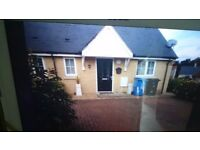 1 bed modern bungalow .Norfolk/Suffolk border. Exchange for 1/2 bed bungalow Lincoln area
