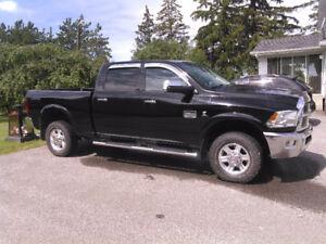 2012 Ram 2500 Laramie Longhorn Edition