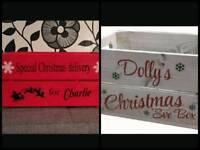 Christmas eve box