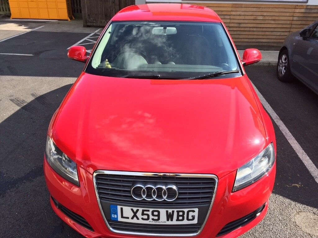 A Good Condition, clean in and out Audi A3 1.6 with low milage of 65000