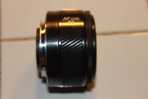 Minolta Maxxum AF 50mm 1:1.7 Lens-Sony Alpha