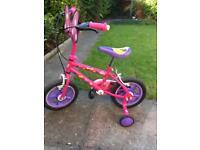 Minnie Mouse child's bike