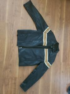 Danier Leather Jacket Sz Large