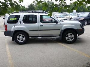 2004 NISSAN XTERRA  US CAR PERFECT BODY WITH NO RUST!