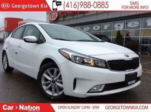 2017 Kia Forte EX | $125 BI-WEEKLY | BACKUP CAMERA |