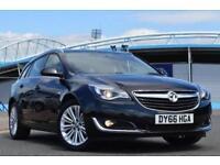 2016 Vauxhall Insignia 1.6 CDTi ecoFLEX Design Nav 5 door [Start Stop] Diesel Es