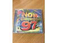 Now thats what i call music 97 cd Brand new and sealed