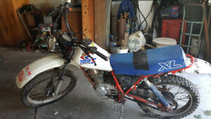 Honda 185 XL Enduro