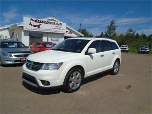 2012 DODGE JOURNEY R/T!!AWD!!LEATHER!SOLDSOLDSOLD!!