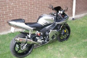 2004 Yamaha R6 Special Edition Low kms