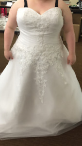 Plus Size Wedding Dress!