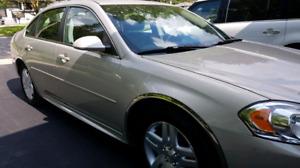 2011 chevrolet impala lt very clean car