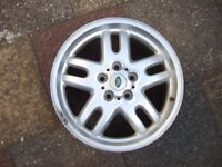 ORIGINAL/GENUINE P38 RANGE ROVER VOGUE ALLOY WHEELS SET OF 4