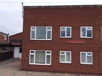 1 BED FLAT – TO RENT – 1st Floor; Worksop, Notts, S80 2PN.
