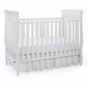 Graco Sarah Convertible Crib - White