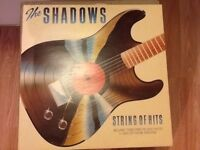 THE SHADOWS. Strings of hits. Mint condition