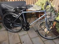 """Men's 21"""" professional hybrid bike bicycle. Free delivery"""
