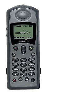Satellite Telephone Iridium 9505-A
