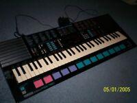 Electronic Keyboard £50. Yamaha PortaSound PSS-780