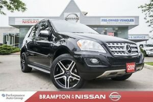 2009 Mercedes-Benz M-Class CERTIFIED *Leather|NAVI|Heated seats*