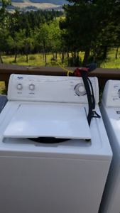 Washer, Dryer, Dishwasher, Electric Stove. $1200 for all of them