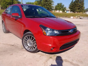 2010 Ford Focus SES Coupe **NEW Safety**
