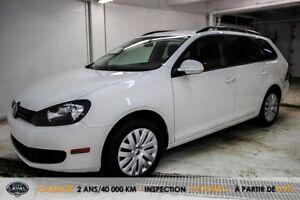 Volkswagen Jetta Sportwagen Wagon Trendline + A/C+Automatique+Ba