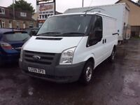 **WEEKEND SALE ONLY** FORD TRANSIT SWB, LOW MILES!! **ARCTIC COMMERCIALS**