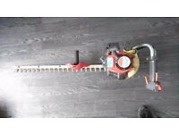 petrol hedge cutters excellent con