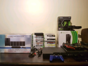 Big bundle for sale !!!!! Ps3 and xbox360!