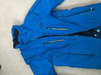 North Face ski jacket, rrp £340