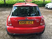 Red Mini One Cheap low mileage - Excellent Condition