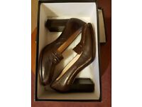 HOBBs brown shoes size 38 (5), new
